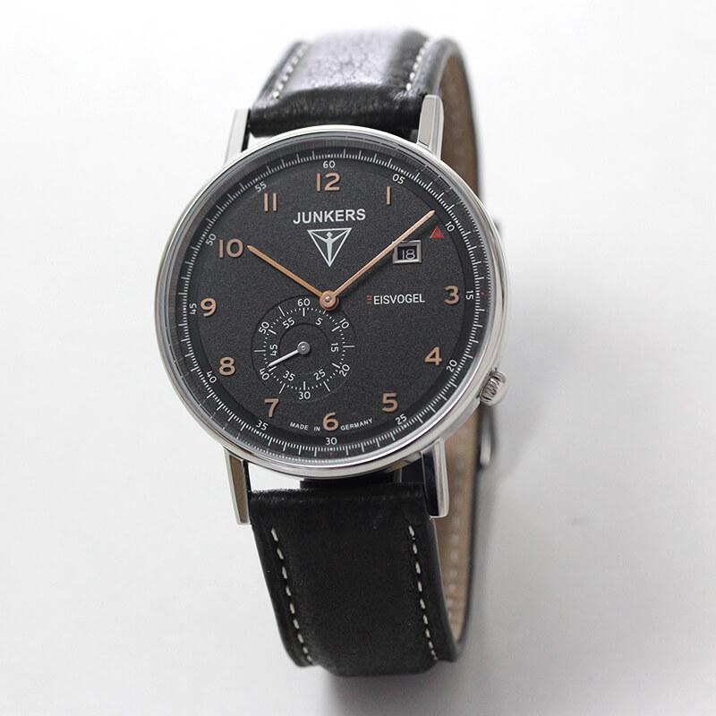 JUNKERS(ユンカース) EISVOGEL F13 6730-5 腕時計