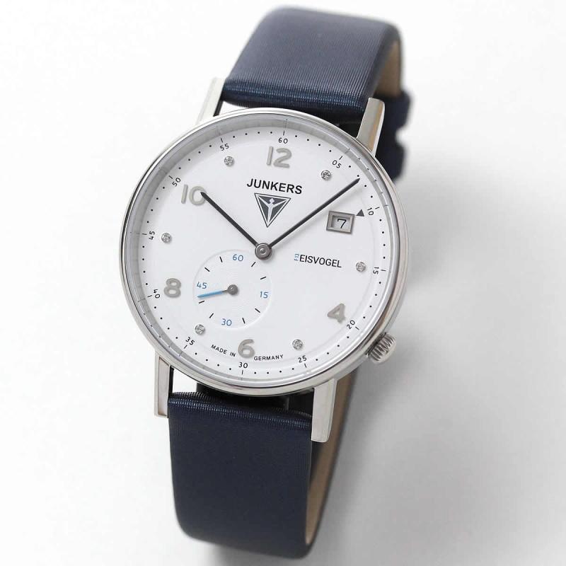 JUNKERS(ユンカース) EISVOGEL 6731-3QZ 腕時計