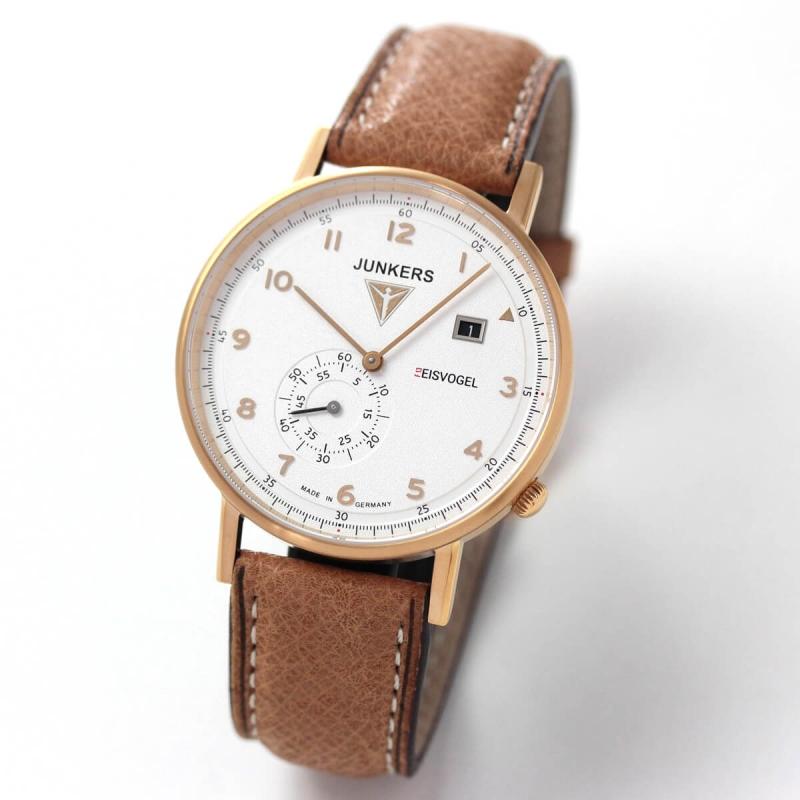 JUNKERS(ユンカース) EISVOGEL F13 6732-4qz クォーツ 腕時計