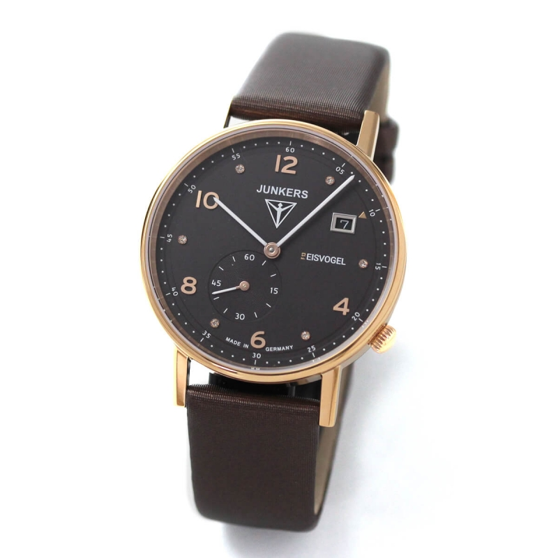 JUNKERS(ユンカース) EISVOGEL F13 6733-2QZ 腕時計