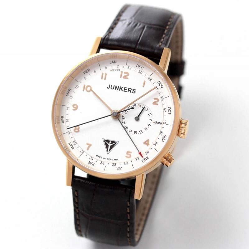 JUNKERS(ユンカース) EISVOGEL F13 6736-4qz 腕時計