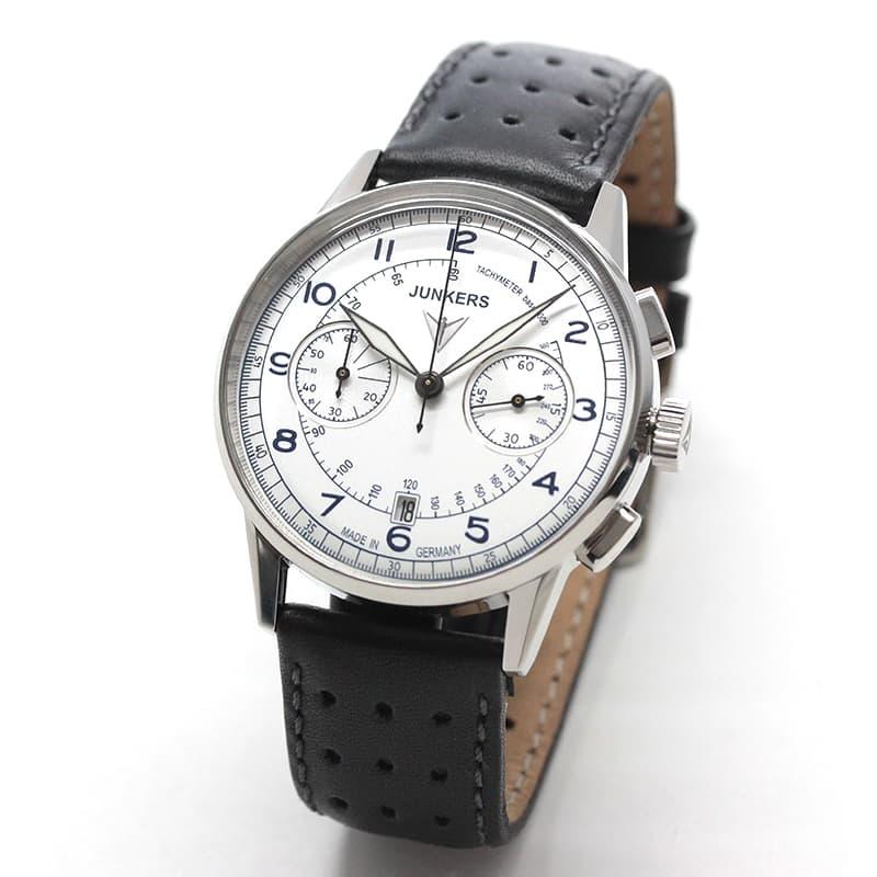 JUNKERS(ユンカース)/クォーツ クロノグラフ G38/6970-3QZ/腕時計