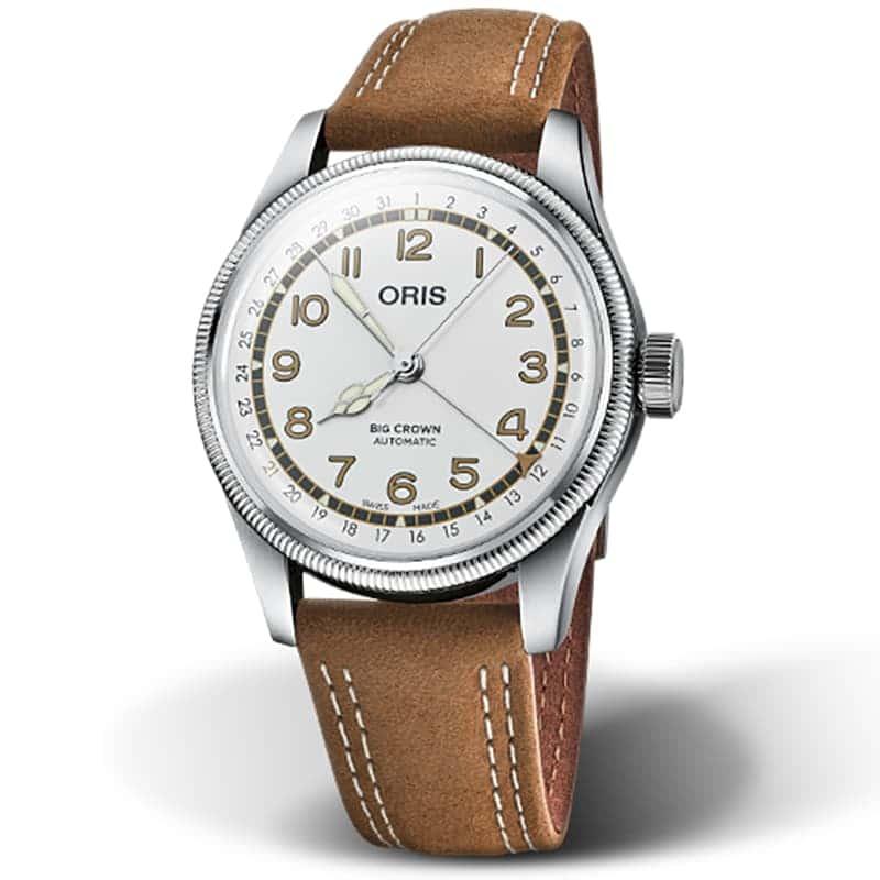 Oris(オリス) Big Crown(ビッグクラウン) ロベルト・クレメンテ リミテッドエディション / 754 7741 4081-Set 腕時計 世界3000本限定