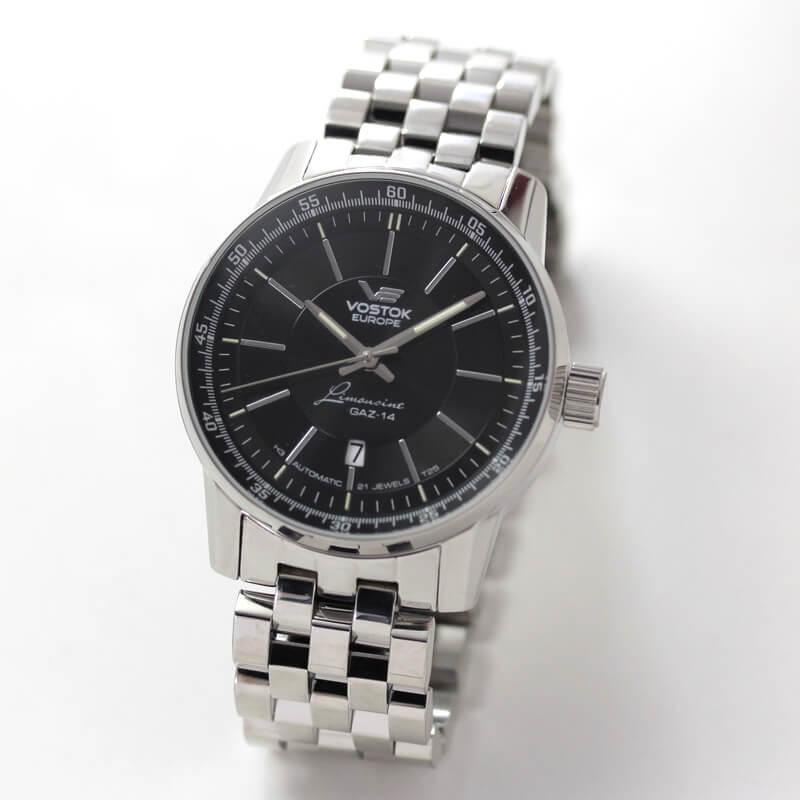 ボストークヨーロッパ/VOSTOK EUROPE/GAZ-14 リムジン 8215-5651137B 腕時計