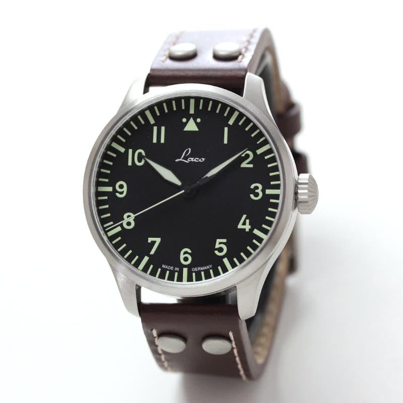 ラコ(Laco)腕時計/パイロット パイロットウォッチ LACO 21系 自動巻ムーブメント アウクスブルク 腕時計 /8616882