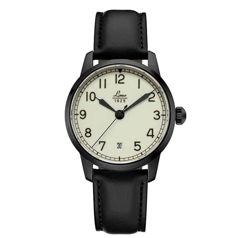 ラコ(Laco) ネイビーウォッチ Laco21系 自動巻 モナコ 861804 腕時計
