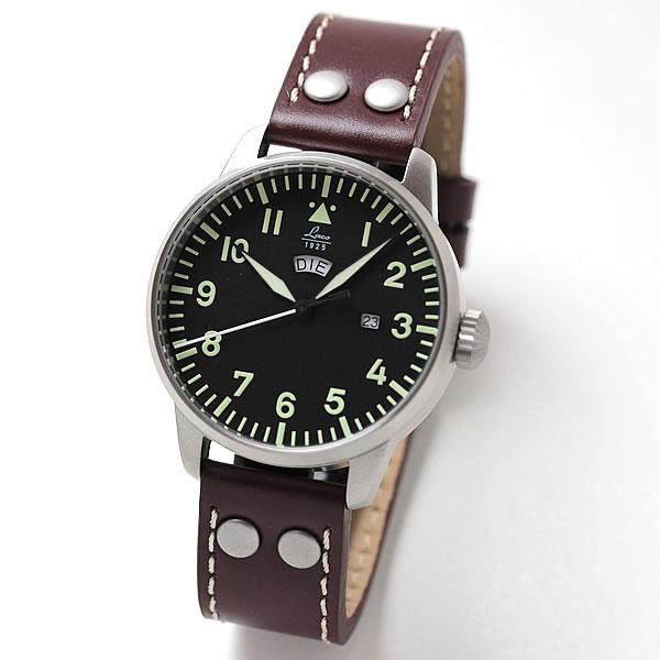ラコ(Laco) クォーツ パイロットウォッチ ゲンフ 腕時計 861807