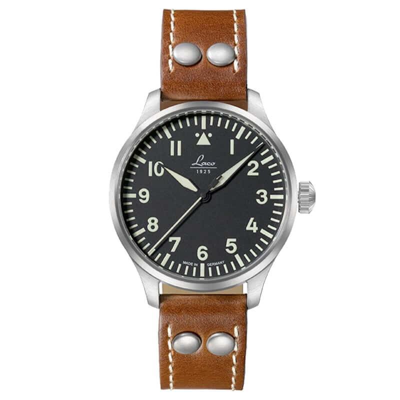 ラコ(Laco) パイロットウォッチ Laco21系 自動巻 アウクスブルク39 861988 腕時計