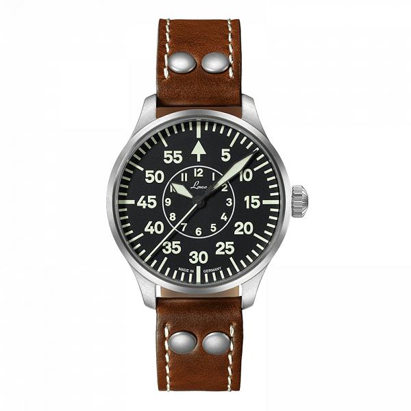 ラコ(Laco) パイロットウォッチ Laco21系 自動巻 アーヘン39 861990 腕時計