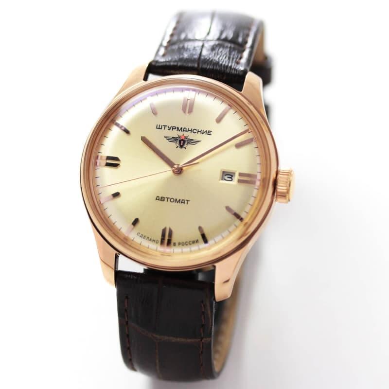 STRUMANSKIE(シュトルマンスキー)Yuri Gagarin 60(ユーリー・ガガーリン60)自動巻き 9015-1279164 腕時計