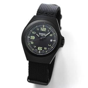 [トレーサー]P59 Essential(エッセンシャル) S Black メンズ 9031579 腕時計