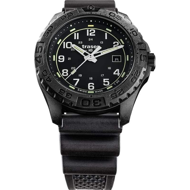 トレーサー/TRASER/OUTDOOR PIONEER(アウトドア パイオニア) P96 OdP Evolutionブラック 腕時計