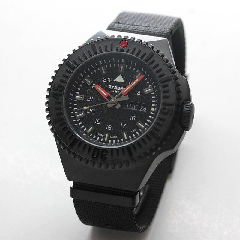 traser(トレーサー) P69 Black Stealth(ブラックステルス) ブラック 9031598 腕時計