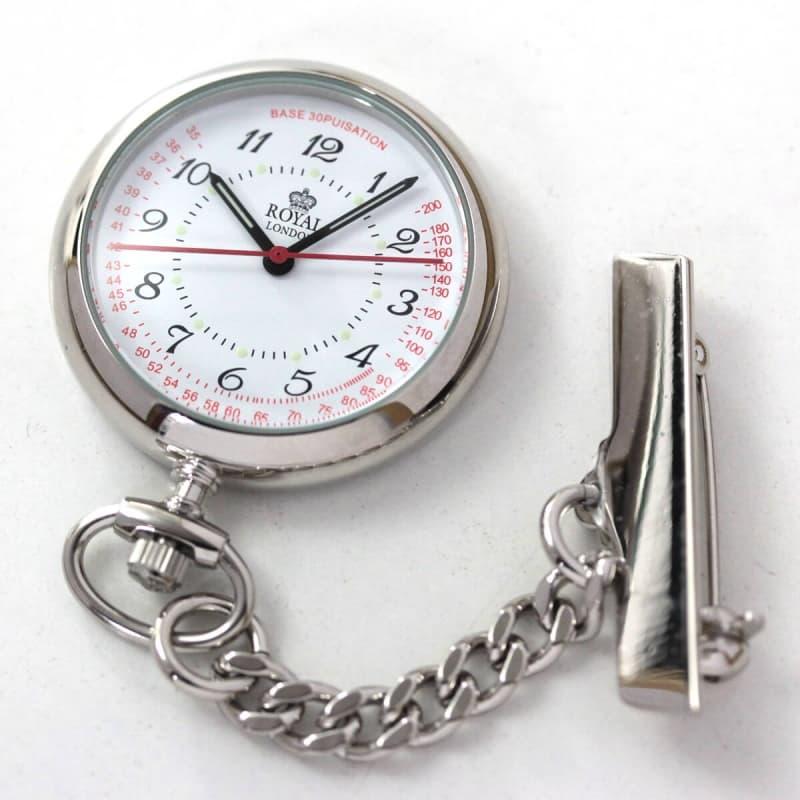 ROYAL LONDON(ロイヤルロンドン) ナースウォッチ 懐中時計 21019-01