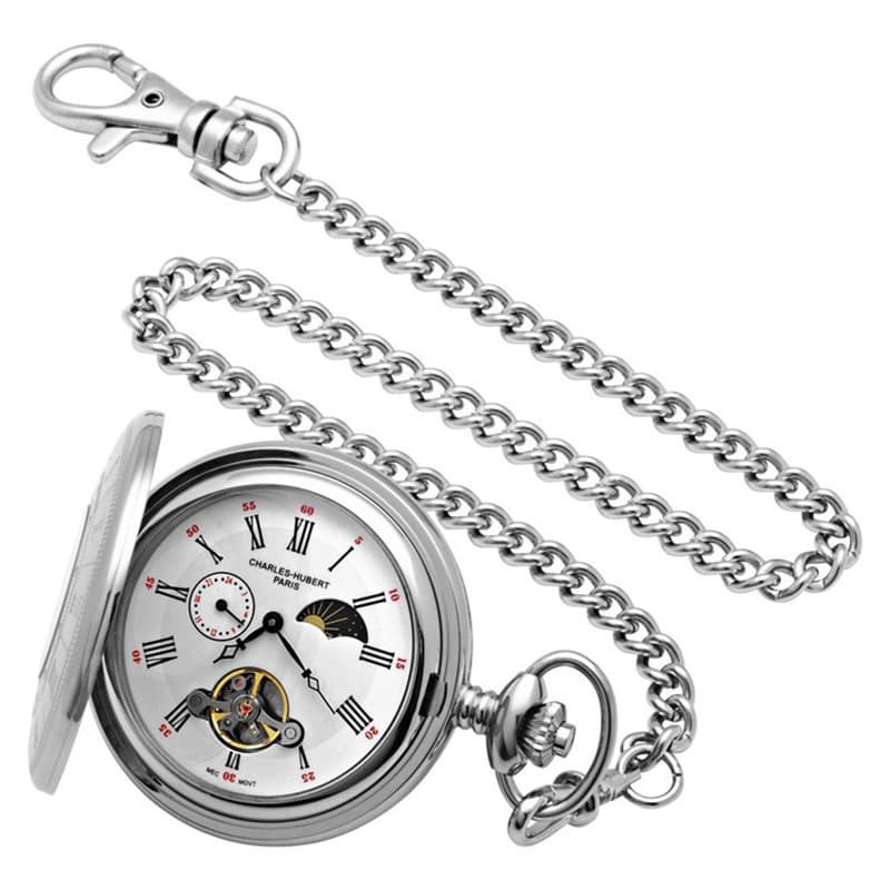 チャールズヒューバート(Charles-Hubert) 懐中時計 手巻き式 3553-W