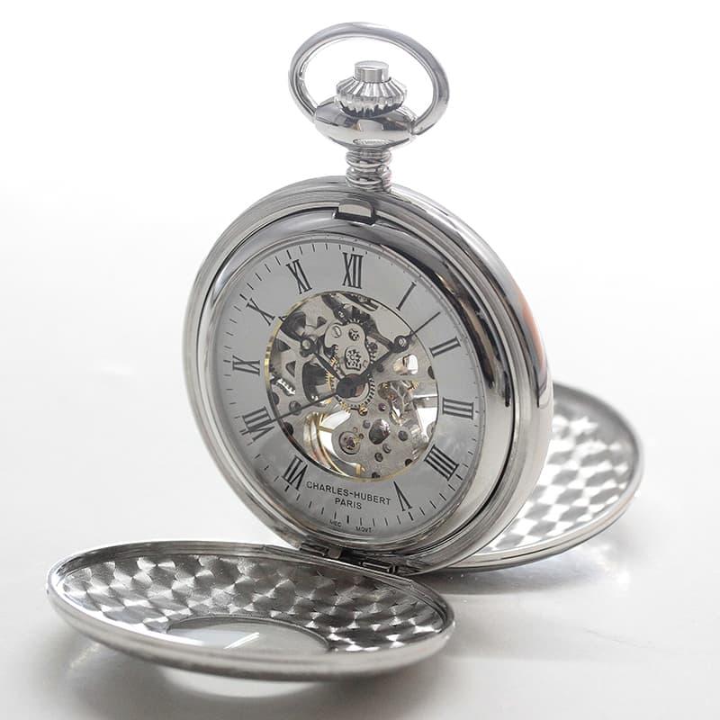 チャールズヒューバート(Charles-Hubert) 懐中時計 手巻き式 3564