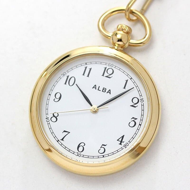 セイコー アルバ  AQGK444/ALBA /懐中時計