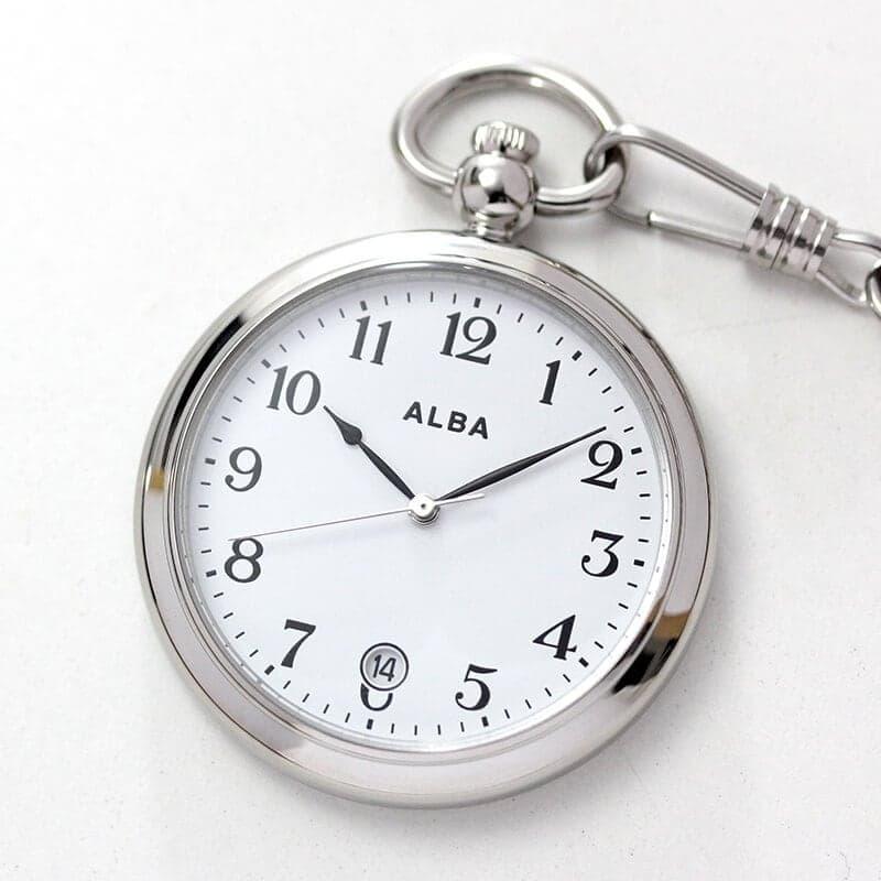 セイコー アルバ  AQGK447/ALBA /懐中時計
