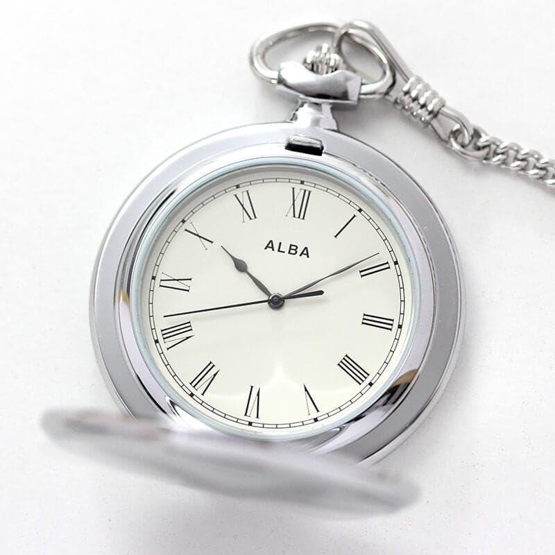 セイコー アルバ  AQGK448/ALBA /懐中時計