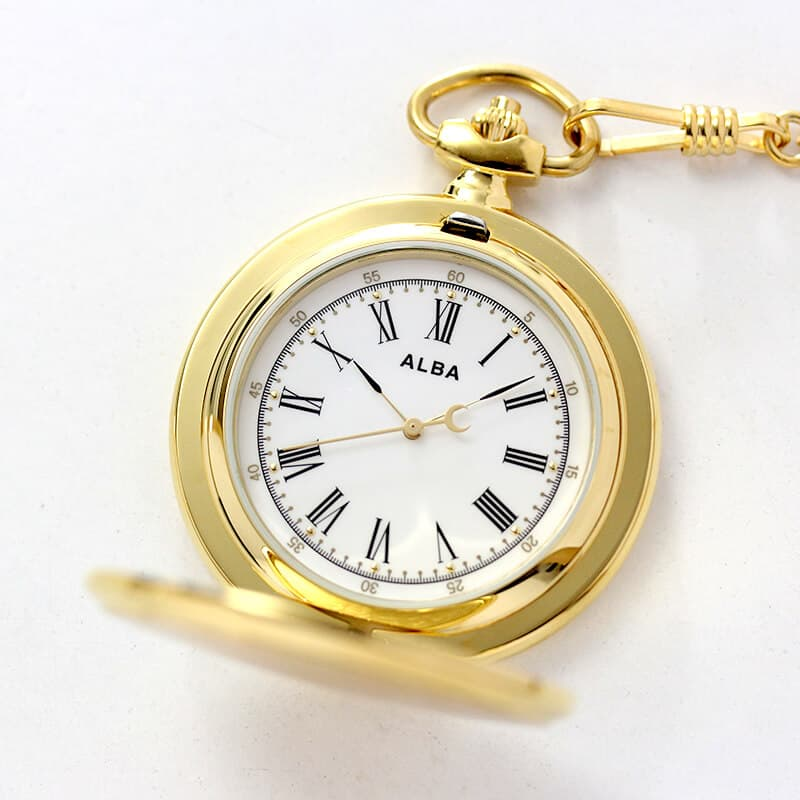 セイコー アルバ  AQGK450/ALBA/懐中時計
