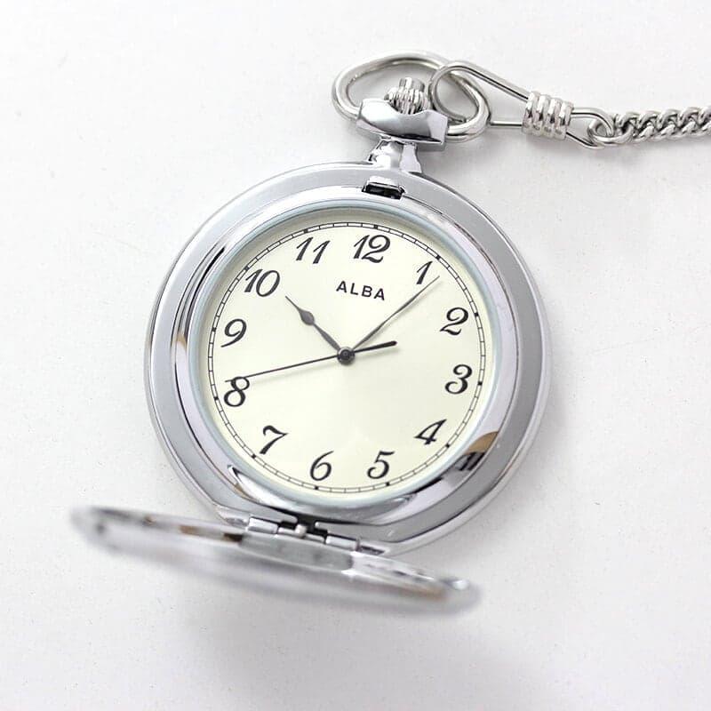 セイコー アルバ  AQGK451/ALBA/懐中時計
