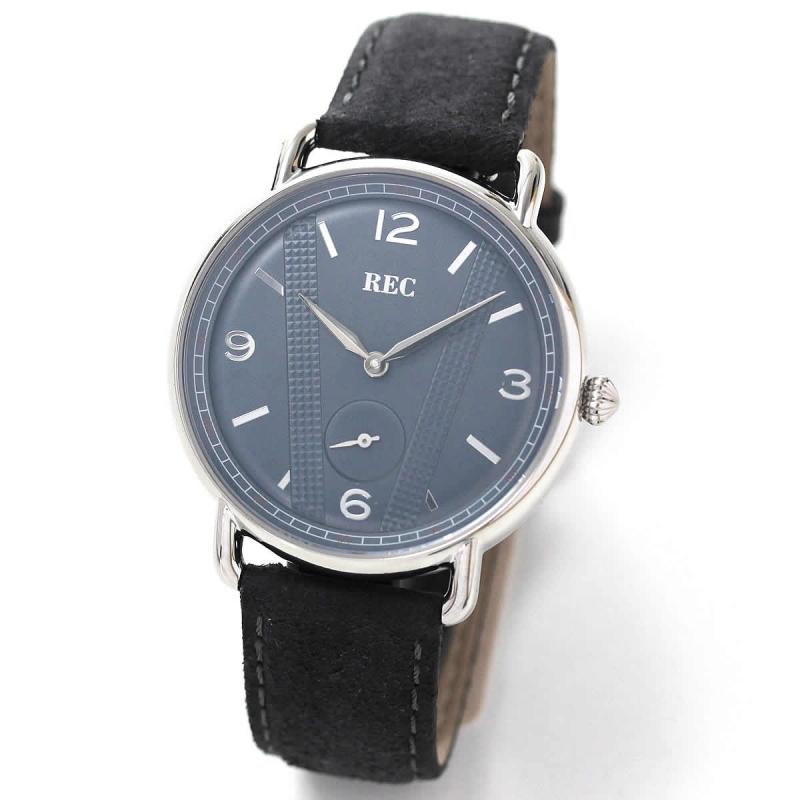 REC(レック)/クーパー(The Cooper)/C-C1 ブラック 腕時計