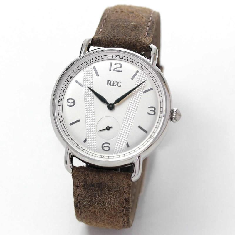 REC(レック)/クーパー(The Cooper)/C-C2 ホワイト 腕時計