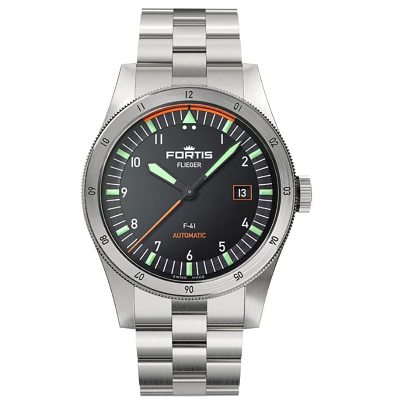 フォルティス(FORTIS)フリーガーF-41 オートマティック F.422.0008 腕時計