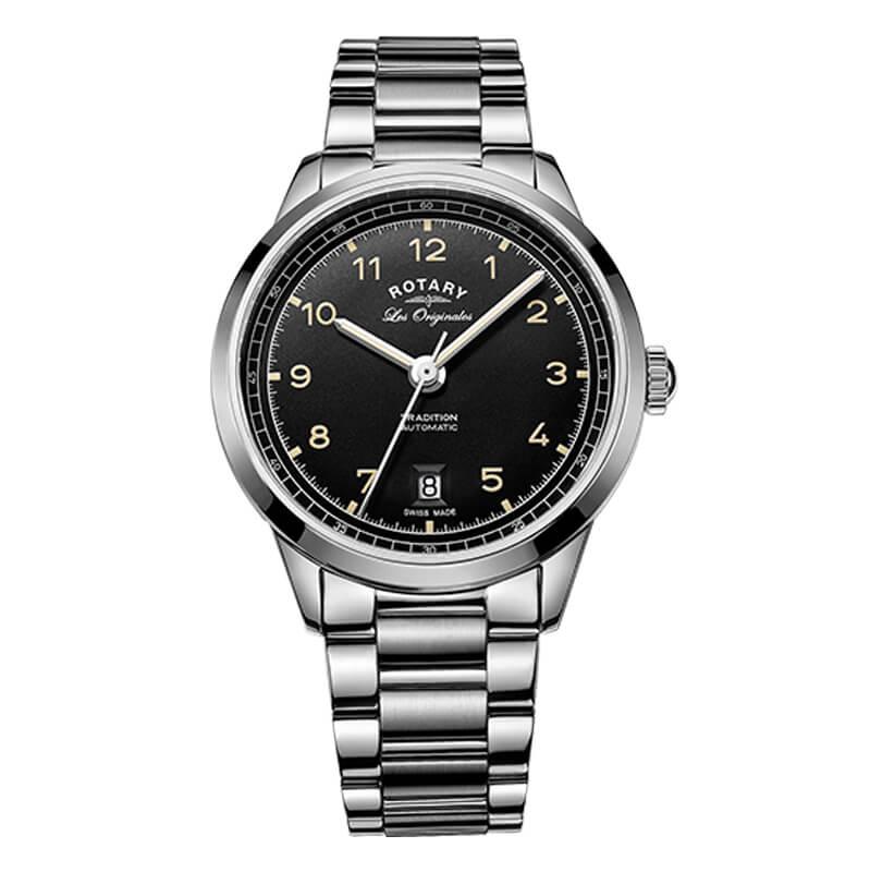 ROTARY(ロータリー) TRADITION (トラディション) GB90184/19 自動巻き 腕時計