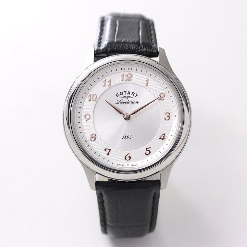 ROTARY(ロータリー) REVELATION(レベレーション) GS2965/04/22 クォーツ 腕時計