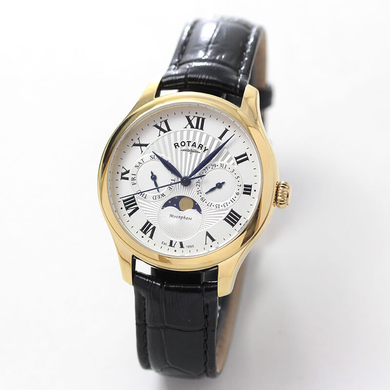 ROTARY(ロータリー) GREENWICH(グリニッジ) GS05066/01 クォーツ 腕時計