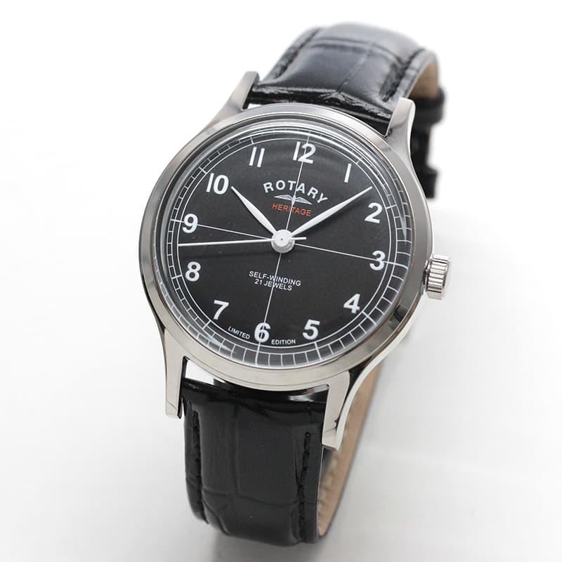 ROTARY(ロータリー) Heritage(ヘリテージ)世界300本限定 1950年代 代表復刻モデル GS05125/04