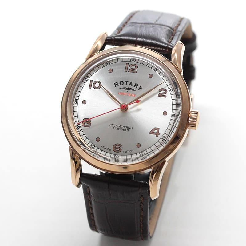 ROTARY(ロータリー) Heritage(ヘリテージ)世界300本限定 1950年代 代表復刻モデル GS05144 / 70