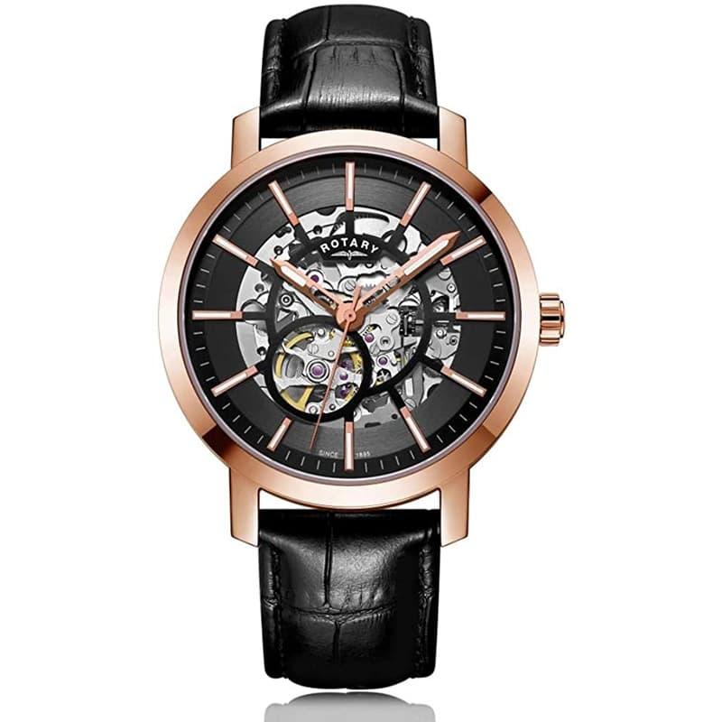 ROTARY(ロータリー) Greenwich(グリニッジ) GS05354/04 自動巻き腕時計