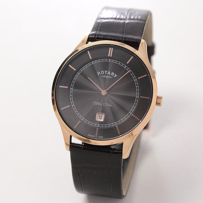 ROTARY(ロータリー) ULTRA SLIM(ウルトラスリム) GS08404/04 クォーツ 腕時計