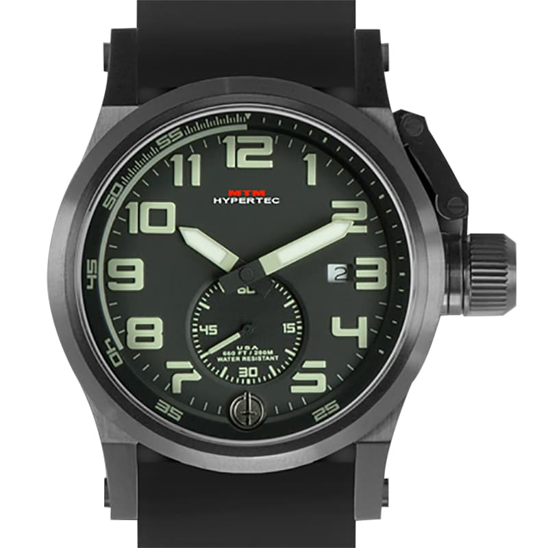 MTMスペシャルオプス ハイパーテッククロノ1 HC1-SB4-BKLM-BR2B-A 腕時計
