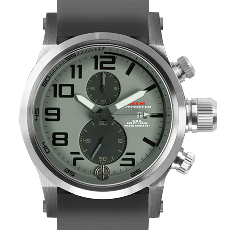 MTMスペシャルオプス ハイパーテッククロノ2 HC2-SS4-GRAY-GR2S-A/クロノグラフ/腕時計