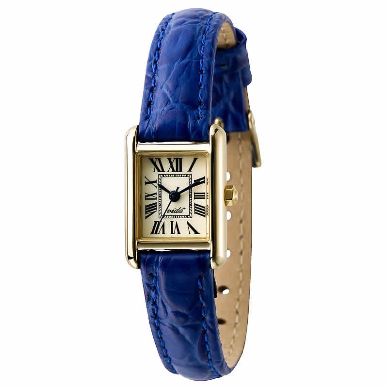 VIDA(ヴィーダ)+Miniレクタンギュラー レディース 女性用 J83914 LE-NV 腕時計