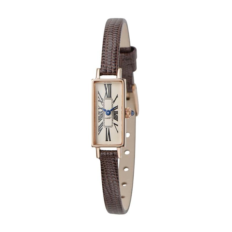 VIDA+ Mignon(ミニョン) J83923 LE-BR ブラウン レディース 腕時計