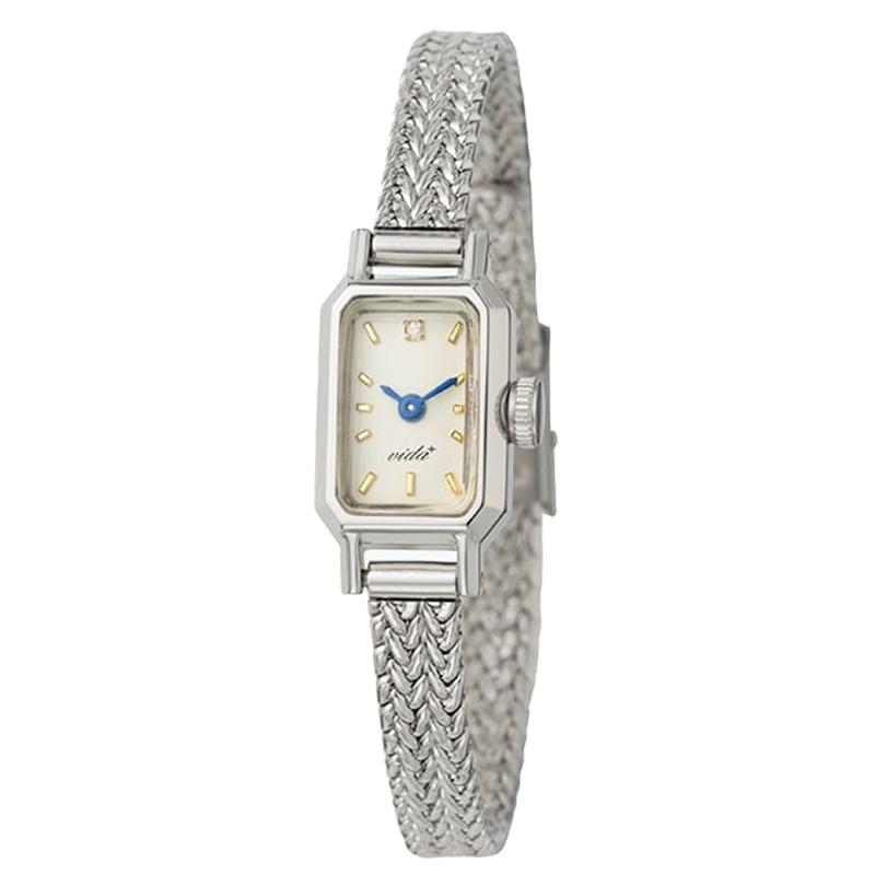 VIDA+ Casket(キャスケット)J84967SM シルバー レディース 腕時計