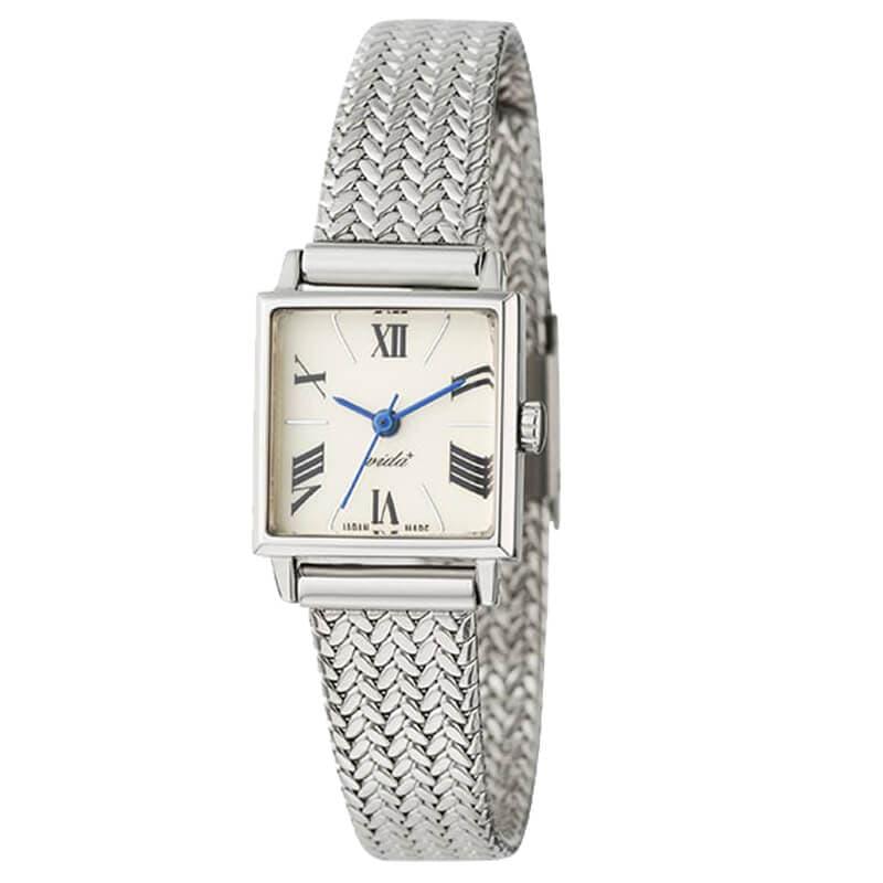 VIDA+ Orderly シルバーカラー レディース  J84970S 腕時計