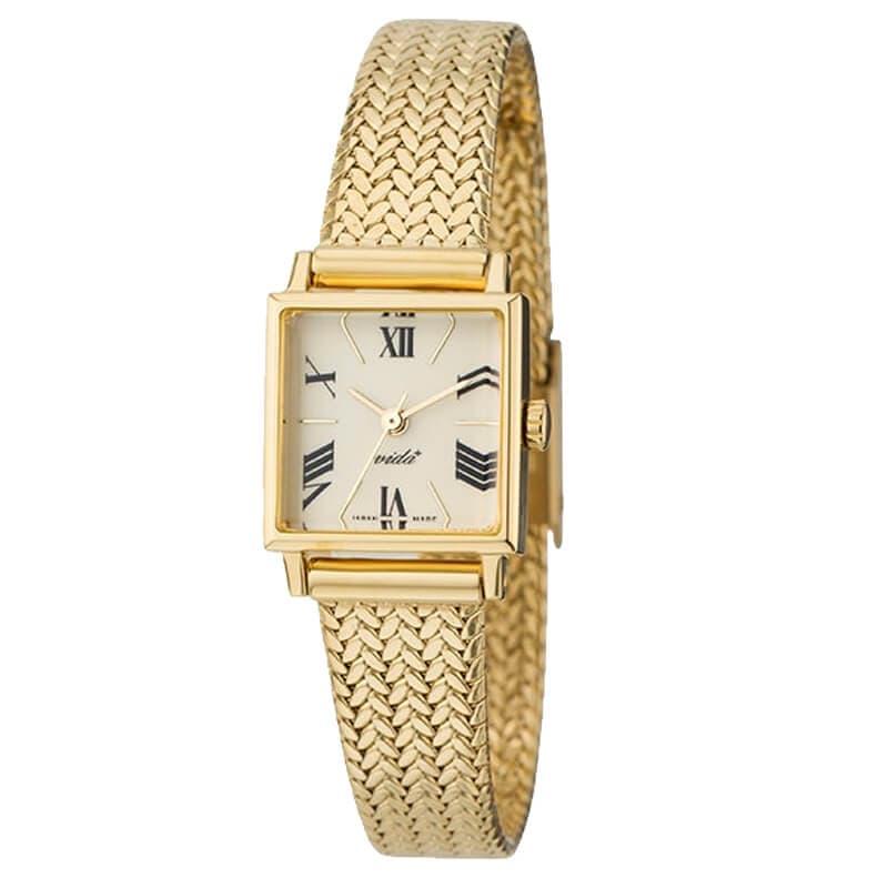 VIDA+ Orderly ゴールド レディース J84971G 腕時計