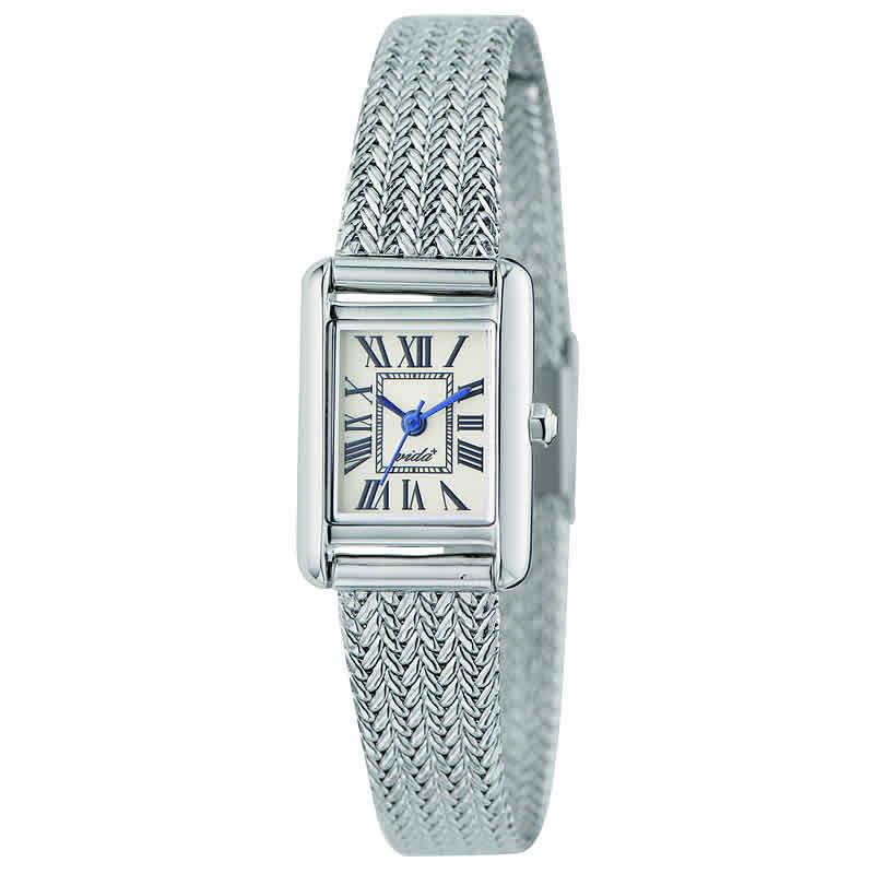 VIDA(ヴィーダ)+Miniレクタンギュラー レディース 女性用 JM83931 SV 腕時計