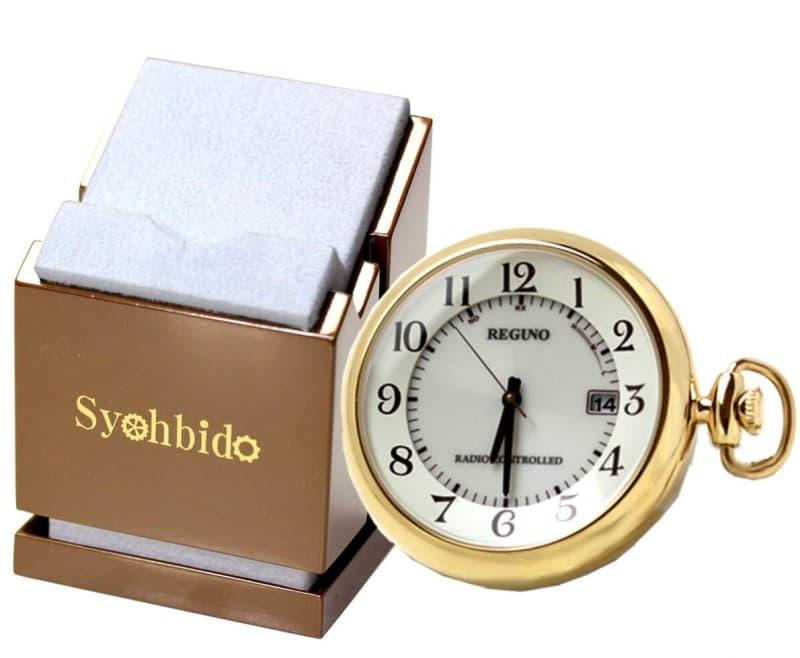 シチズン(CITIZEN)懐中時計 KL792231と正美堂オリジナル懐中時計専用スタンドのセット