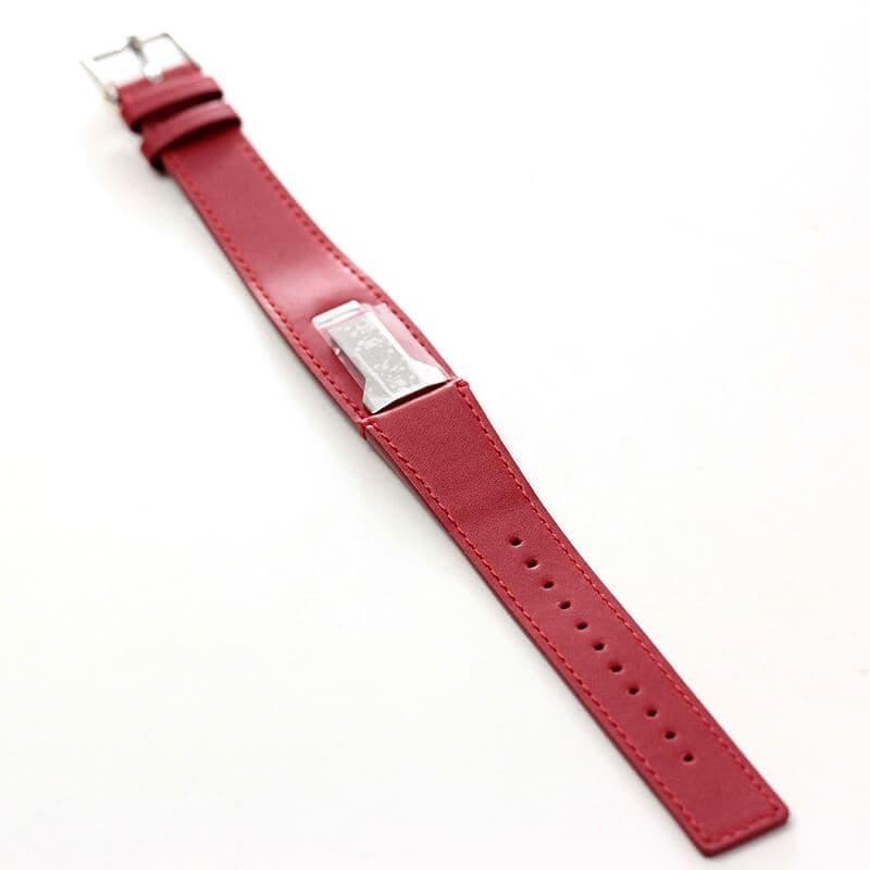 klokers(クロッカーズ)時計 専用 レザーベルト ルージュ klink-01-mc8 単品
