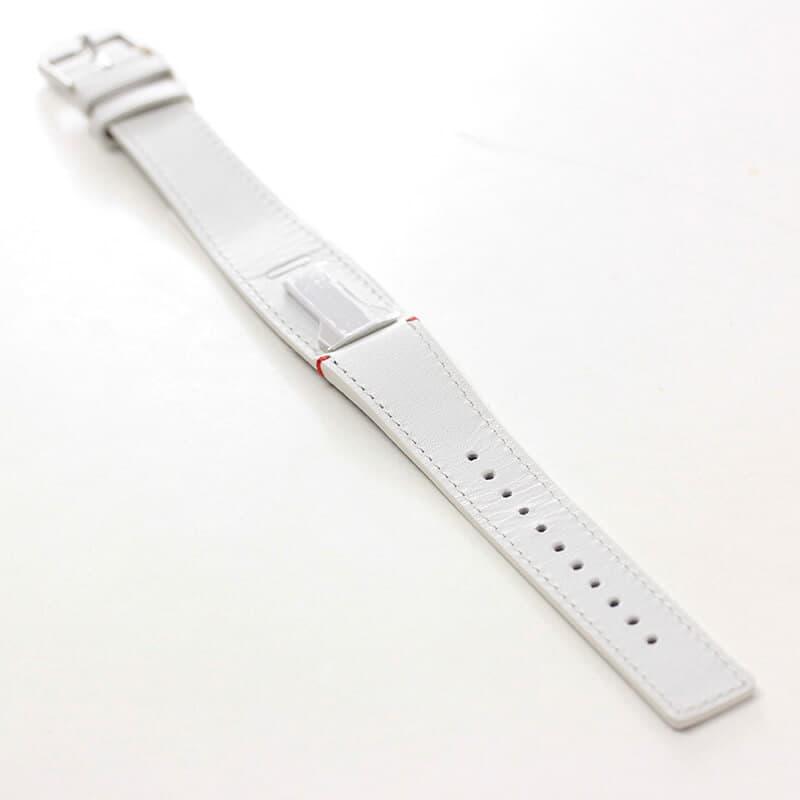 klokers(クロッカーズ)時計 専用 レザーベルト ホワイト klink-01-mc9 単品