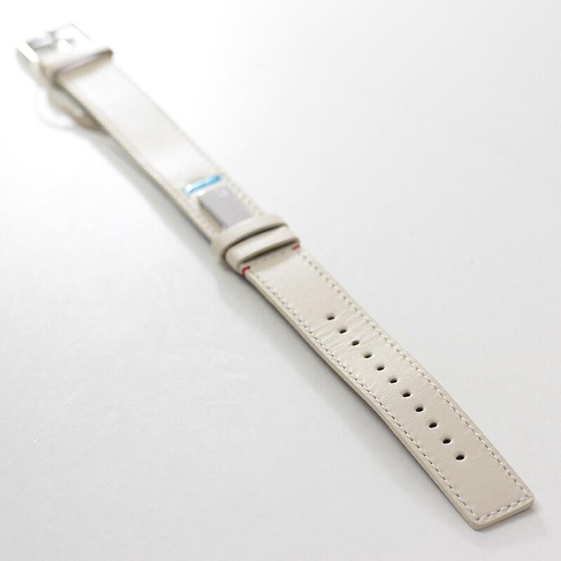 klokers(クロッカーズ)時計 専用 レザーベルト アイボリー KLINK-04-SC13 単品