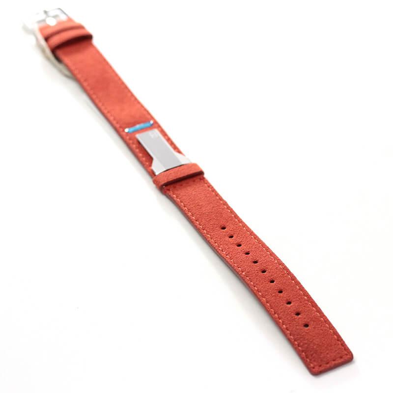 klokers(クロッカーズ)時計 専用 レザーベルト オレンジ KLINK-04-SC5 単品