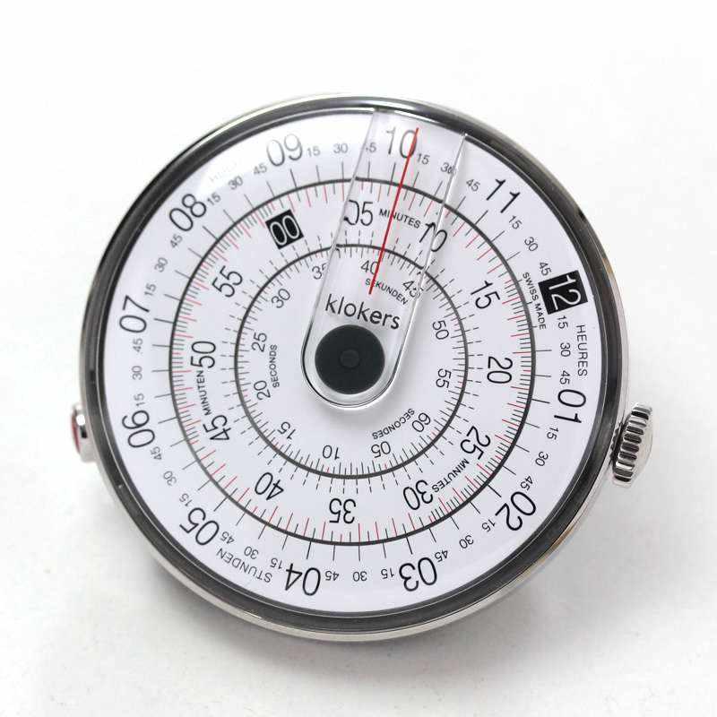 klokers(クロッカーズ) KLOK01D2 本体単品 時計