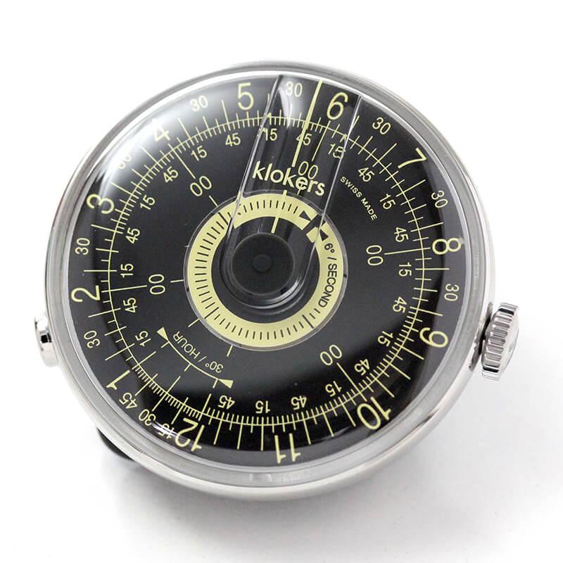 klokers(クロッカーズ) KLOK08D3 本体単品 時計 ブラック